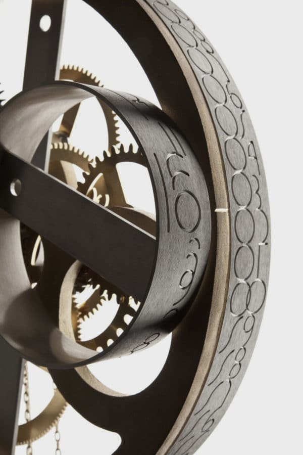 klok ontwerp design