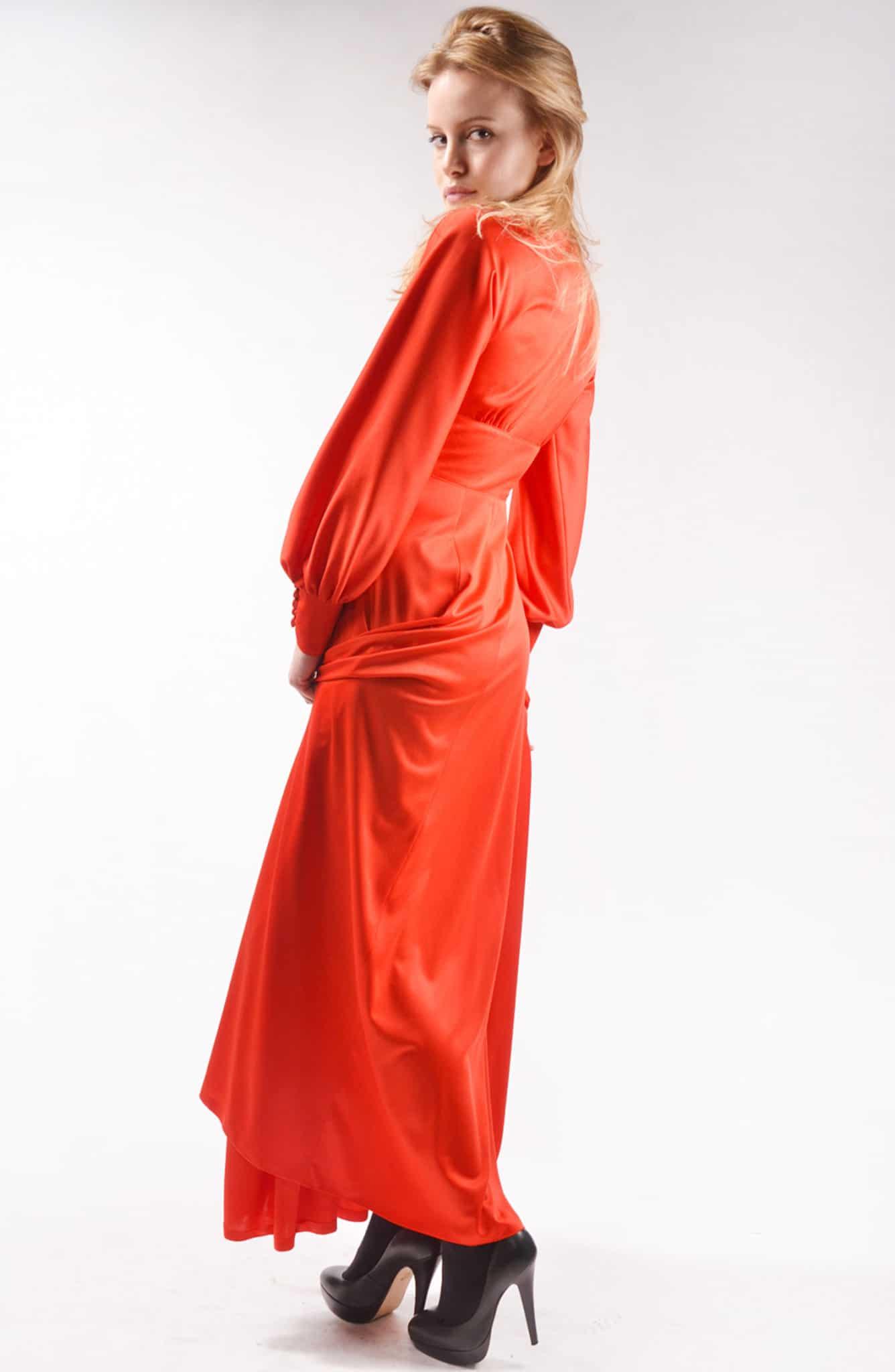 Doortje model Dephine Duister